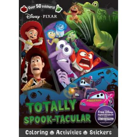 PIXAR HALLOWEEN C&A - Halloween Shorts Pixar