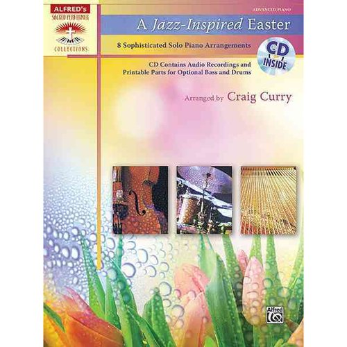 A Jazz-Inspired Easter: 8 Sophisticated Solo Piano Arrangements