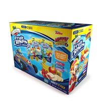 Brothers All Natural® Mickey Mouse Freeze-Dried Fruit Crisps, Variety Pack 4.44 Oz, 12 Ct