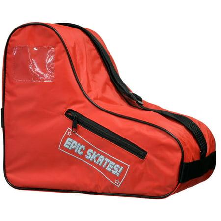 - Epic Red Roller Skate Bag