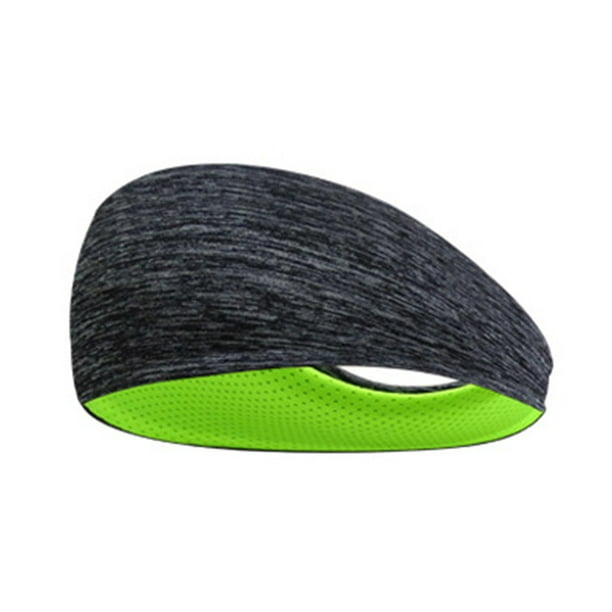 Sports Headbands:Breathable Soft and Elastic Moisture Wicking Fits All Head Sizes Fabric to Keep Sweat Away from Your Eyes /& Makeup.Suitable for Sports or Everyday Accessories