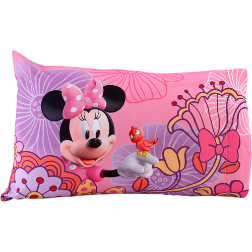 Good Disney Minnie Mouse Fluttery Friends Piece Toddler Bedding Set Image of