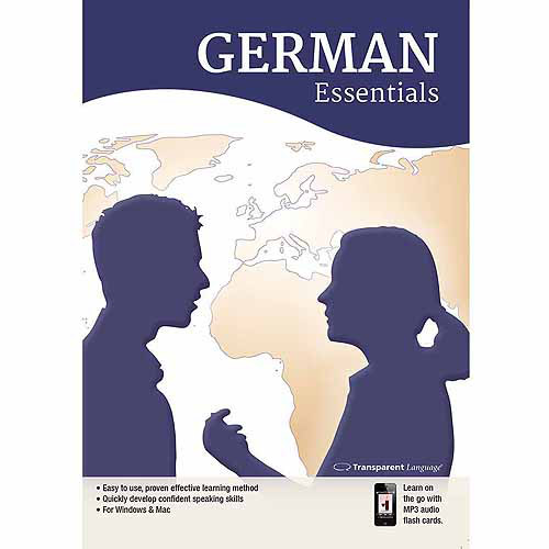 Transparent Language German Essentials (Digital Code)