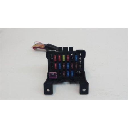 pre owned original part 2 fuse boxes under hood 07 08 09. Black Bedroom Furniture Sets. Home Design Ideas