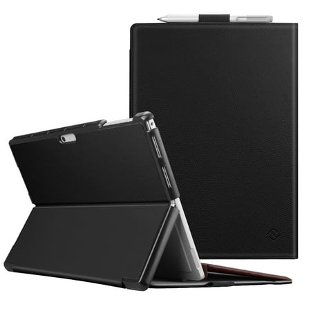 Multiple Angle Shell Case for Surface Pro 6 / Surface Pro 5 / Surface Pro 4 - Compatible with Type Cover Keyboard