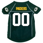 DoggieNation Bay Packers Dog Jersey