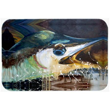 Blue Marlin Mouse Pad, Hot Pad & Trivet - image 1 of 1