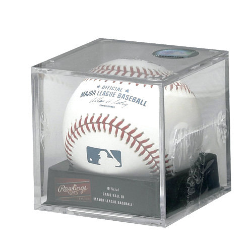Rawlings Official MLB Baseball Retail Cubed