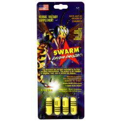 Jaune Swarm éphédra 4 Pack Tab