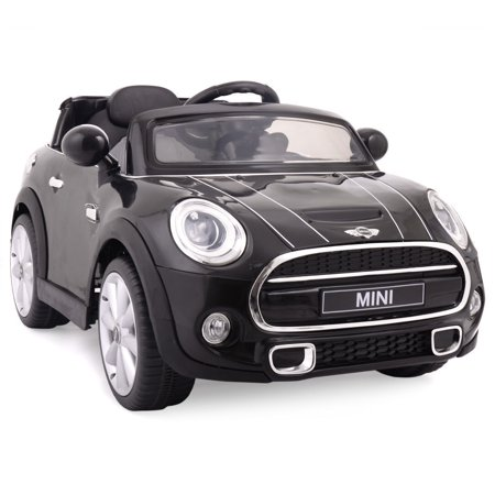 Bmw 12V Mini Hatch  Electric Kids Ride On Car Licensed Mp3 Rc Remote Control