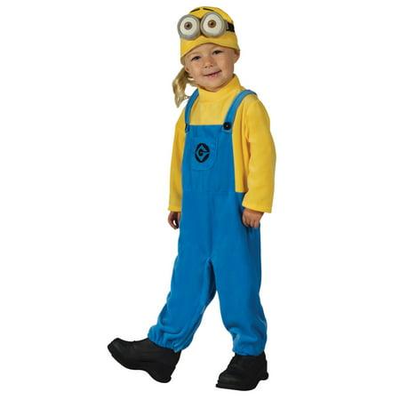 Minion Dave Toddler Costume (Minion Custume)