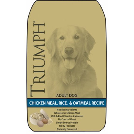 SUNSHINE MILLS Chicken Meal/Rice/Oatmeal Dog Food, 40-Lbs. 38003