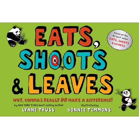 Eats, Shoots & Leaves : Why, Commas Really Do Make a Difference!](Why Does The Earth Spin)