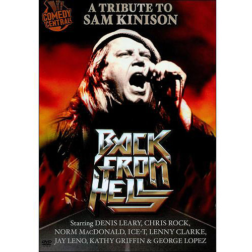Back From Hell: A Tribute To Sam Kinison (Widescreen)
