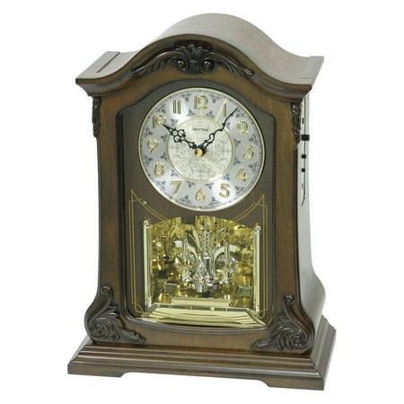 Rhythm USA American Pride Mantel Clock