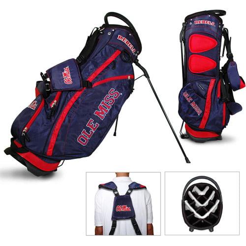Team Golf NCAA Mississippi Fairway Golf Stand Bag