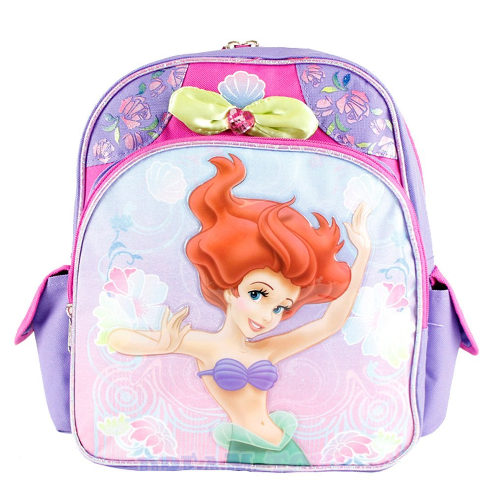Small Backpack - Disney - The Little Mermaid - Music Dance New Bag 617059