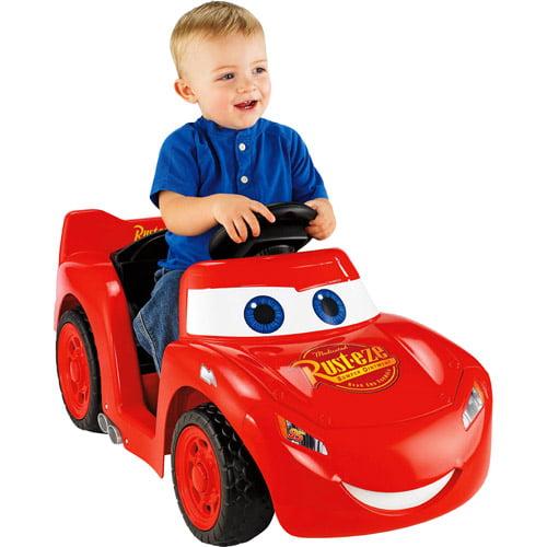 Fisher-Price Power Wheels Lil Lightning McQueen
