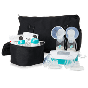 Best Breastpumps - Evenflo Deluxe Advanced Double Electric Breast Pump Review