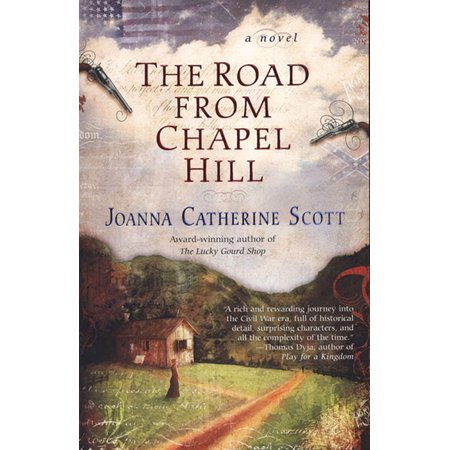 The Road From Chapel Hill - eBook - Chapel Hill Halloween Map