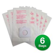 Replacement Vacuum Bags for Kenmore Canister Type C/Q 50555 50558 50557 (2pack)