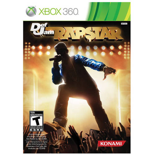 Def Jam Rapstar (Wii) - Pre-Owned - Game Only
