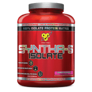 BSN Syntha 6 Iso Mix Strawberry 4Lb