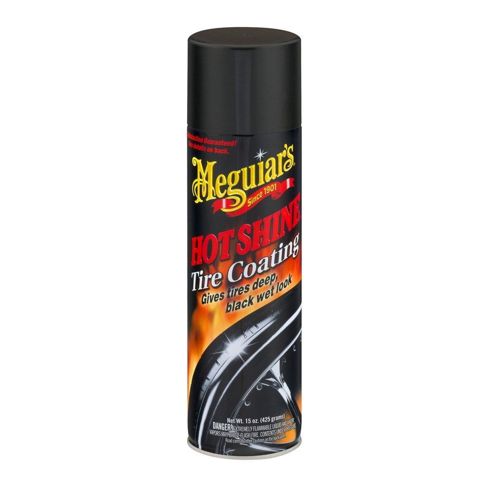 Meguiar's Hot Shine Tire Coating, 15.0 OZ