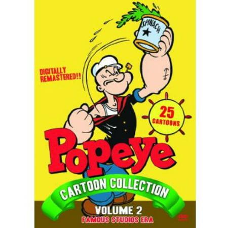 Popeye Cartoons, Vol. 2