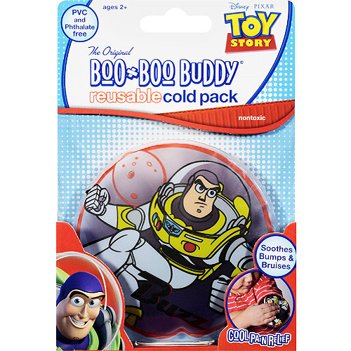 Toy Story Boo Boo Buddy Reusable Cold Pack