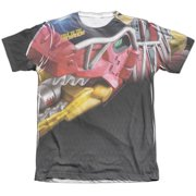 Power Rangers - Big Zord - Short Sleeve Shirt - Medium