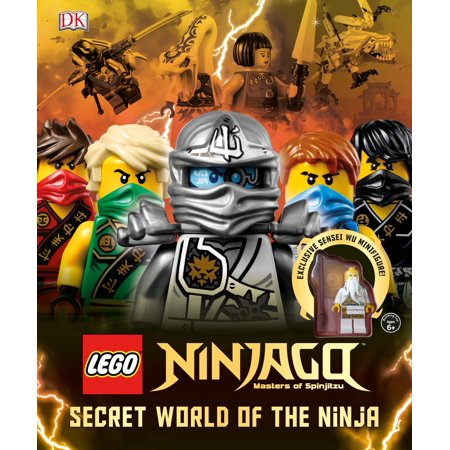 LEGO NINJAGO: Secret World of the Ninja (Ancient Beauty Secrets From Around The World)