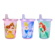 The First Years Disney Princesses Take & Toss® Spill-Proof Sippy Cups & Lids, BPA-Free, 3 count