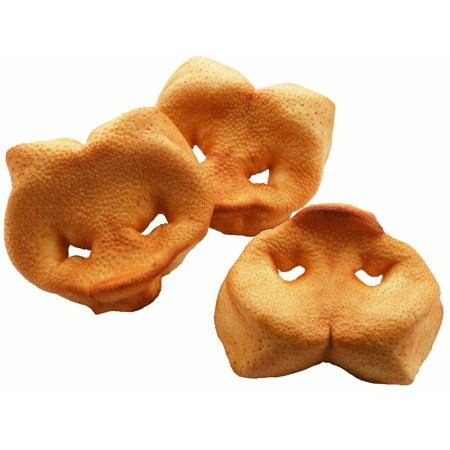 Redbarn Pet Products Inc-Natural Pig Snouts (Case of 50 )