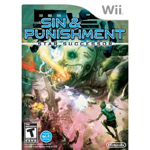 Nintendo Sin & Punishment: Star Successor Action/adventure Game - Complete Product - Standard - 1 User - Retail - Wii (rvlpr2ve)
