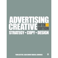 Advertising Creative: Strategy, Copy, and Design (Paperback)