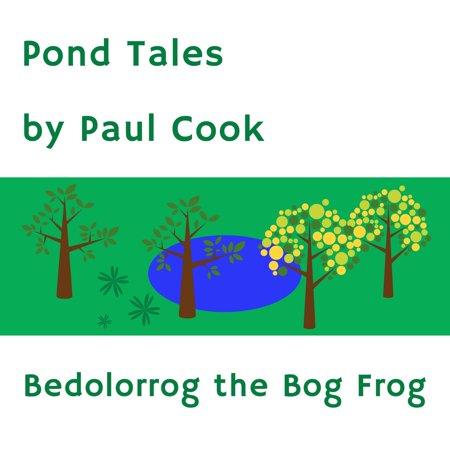 Frog Pond Short (Pond Tales: Bedolorrog the Bog Frog - eBook)
