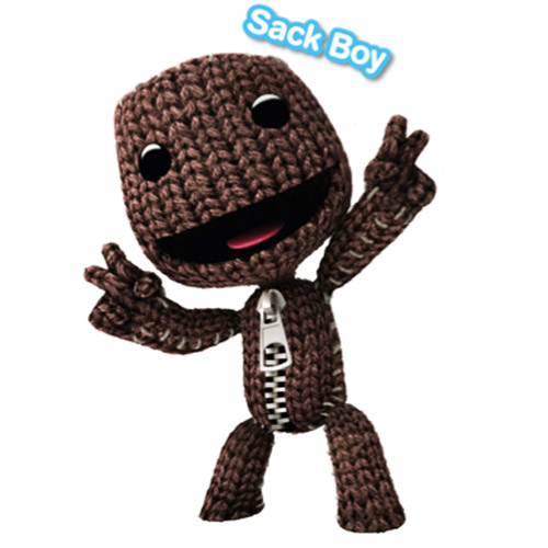 Little Big Planet Sackboy Plush
