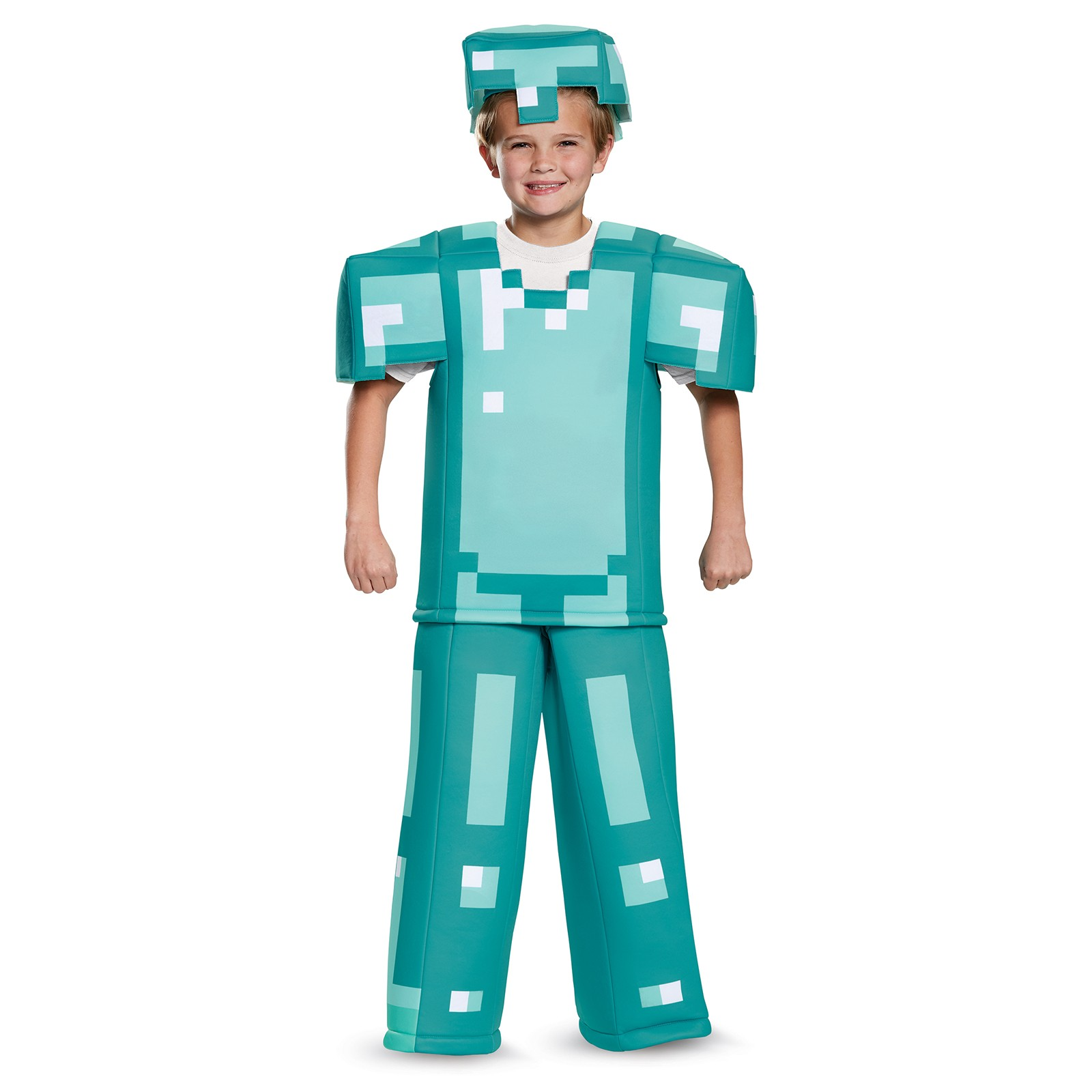 Minecraft Armor Prestige Child Costume by DISG
