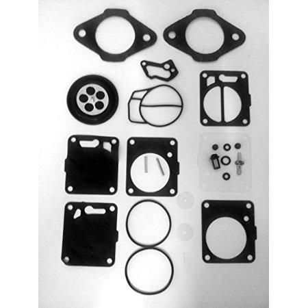 - Yamaha Mikuni Carburetor Rebuild Kit Includes Base Gasket 650 701 Pwc Jetski +BG-6M6-13556-A1-00
