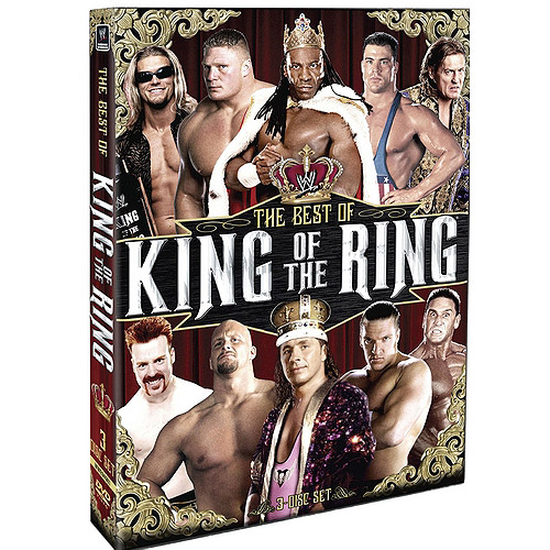 WWE: The Best Of King Of The Ring (Full Frame)