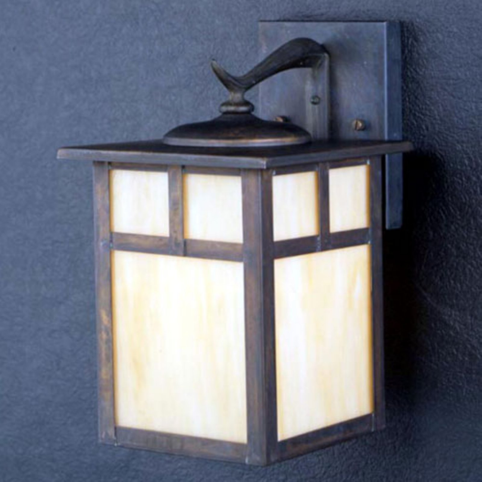 Kichler Alameda Outdoor Wall Lantern - 11.5H in. Canyon View
