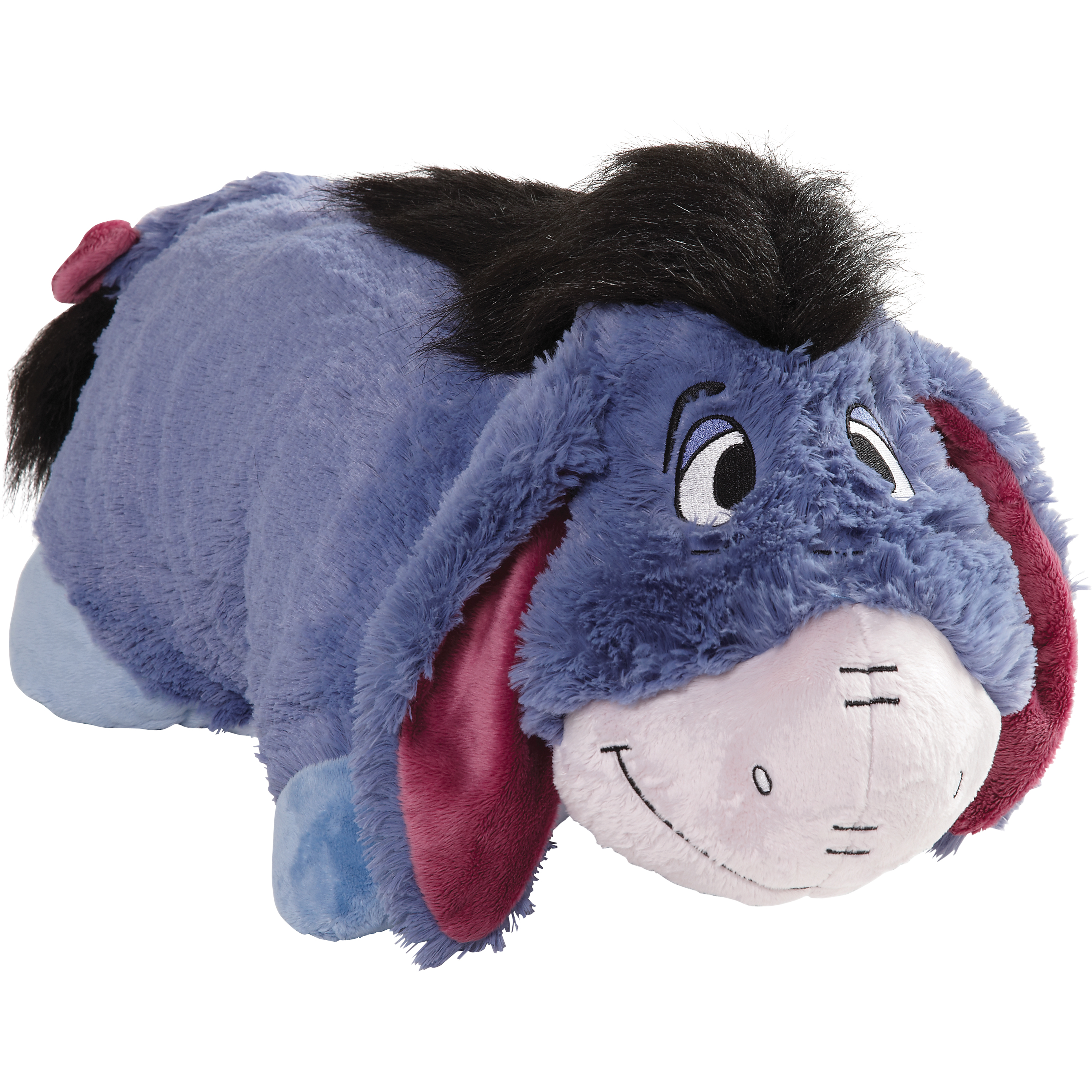 "Pillow Pets 16"" Disney Winnie the Pooh Eeyore Stuffed Animal Plush Toy Pillow Pet"