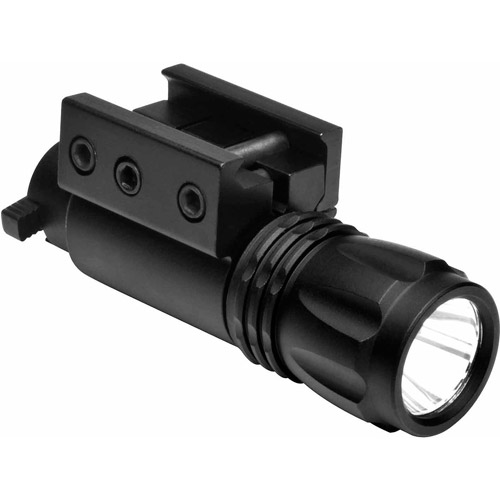 Pistol and Rifle Led Flashlight / Weaver Mount (APTF)