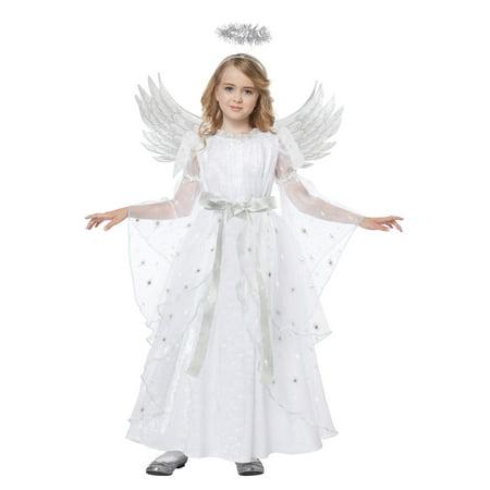 Starlight Angel Child Costume - Dr Mcstuffins Costumes