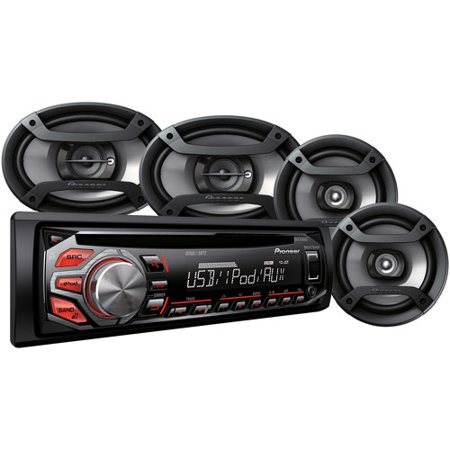 Cheap Car Audio Packages >> Pioneer 2013 Complete Car Audio Package