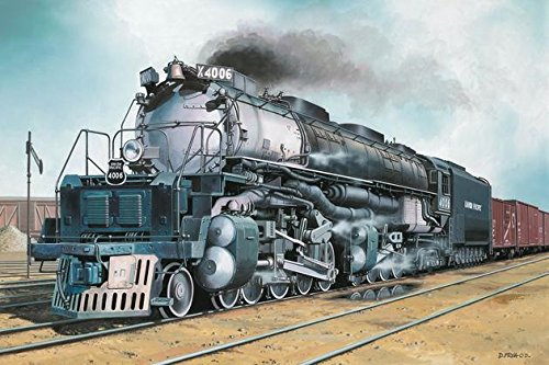 Big Boy Locomotive, Take HO 1535 Super Education locomotive FA18E Locomotive Construction... by