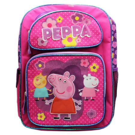 Backpack - Peppa Pig - Pink 16