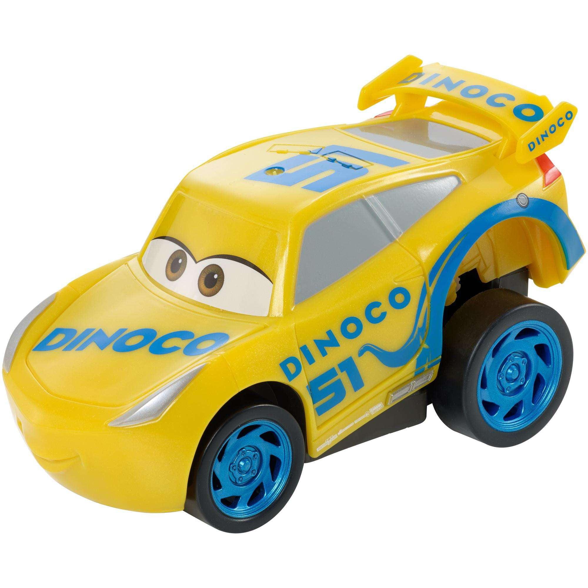 Brand New Disney Pixar Cars Revvin Action Jackson Storm Press /& Go