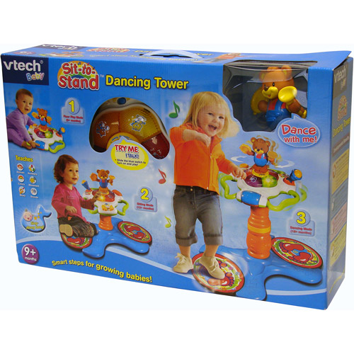 Juguete Para Bebe VTech Sit to Stand Dancing Tower + juguetes para bebes en VeoyCompro.net